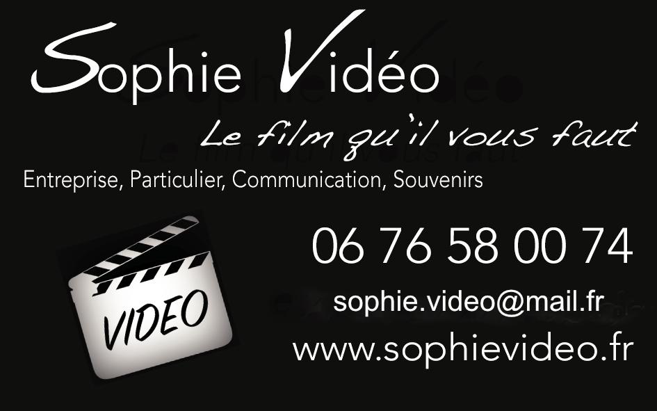 Sophie Video - mariage entreprise particuliers